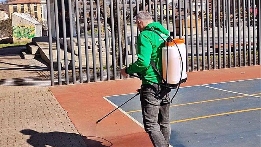 La nueva España: Laviana, más ecológica, biodegradable y pet friendly