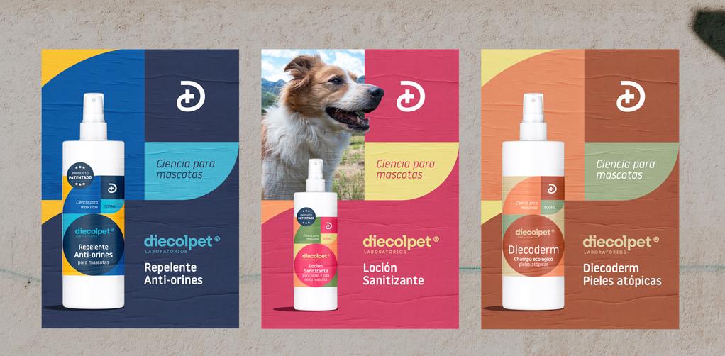 Diecolpet, ciencia asturiana que cuida de nuestras mascotas